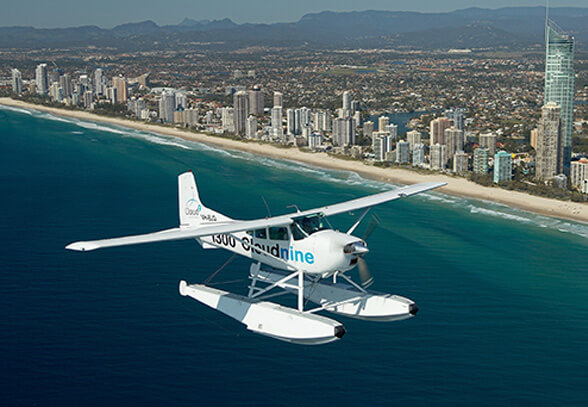 Seaplane Flights | Gold Coast Adventures | Cloud 9 Seaplanes